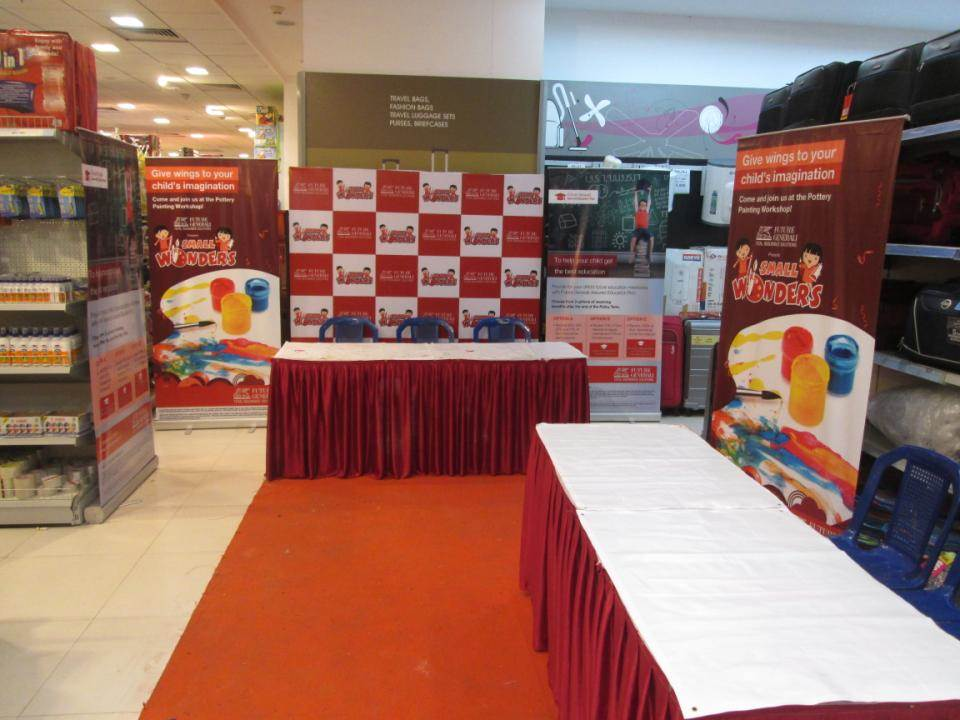 Optimum Promotions and Events